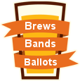 Brews Bands Ballots ★ Free Concert ★