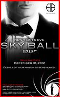 New Year's Eve Countdown Party - SKY BALL 2013