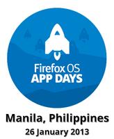 Firefox OS App Days - Manila