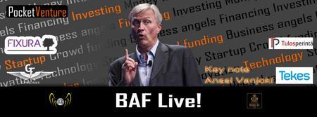 BAF Live! feat. Anssi Vanjoki