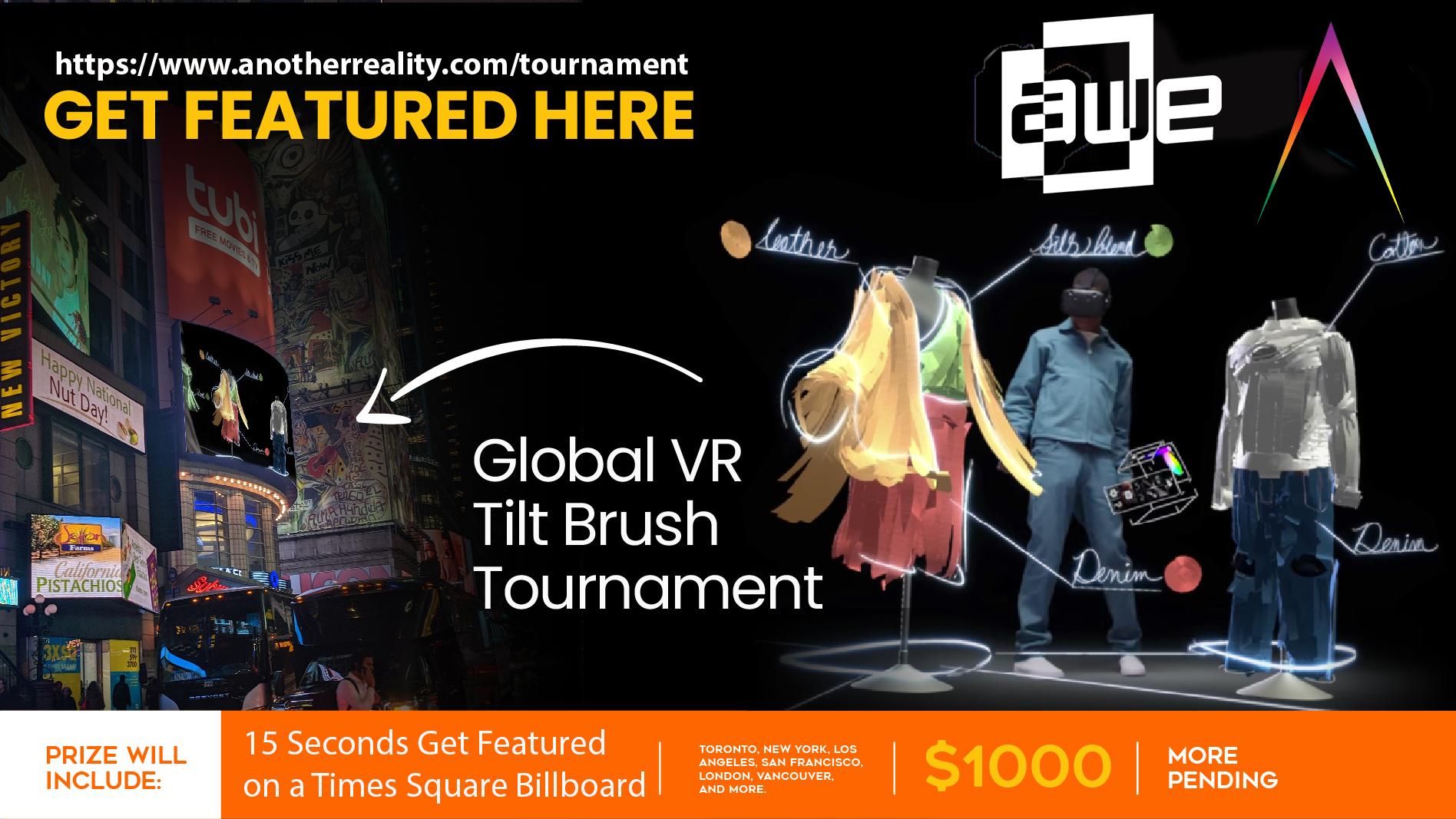 CANCELLED: Global Tilt Brush Art Fest and Tournament- Toronto