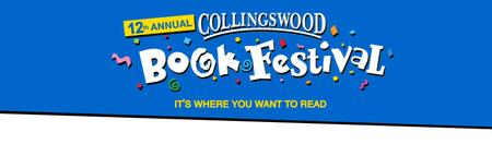 Collingswood Book Festival - Adult Authors - Book...