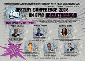 Destiny Conference 2014