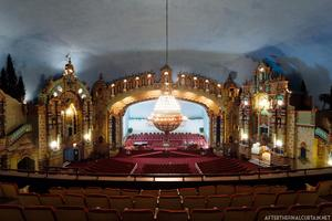 Rare Look Inside the Loew's Valencia Theater