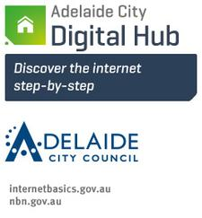 Adelaide City Digital Hub logo