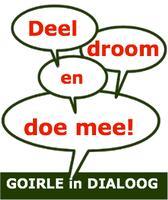 dialoogtafel in de bibliotheek