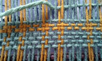 Weaving Codes, Coding Weaves seminar