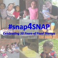 #snap4SNAP: Celebrating 50 Years of Food Stamps