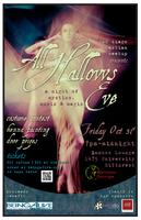All Hallows Eve-A Night of Mystic, Music and Magic