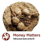 CANCELED:  Fall Lecture Series Money Matters:New Light...