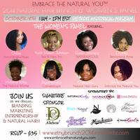 EMBRACE The Natural You - Natural Hair Brunch &...
