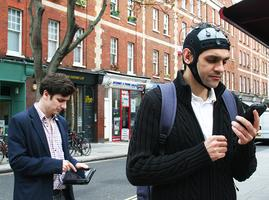 Navigating SOHO walk (Cities Methodologies 2014)