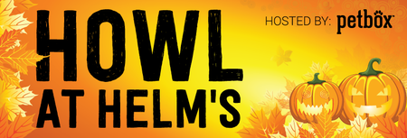 Howl at Helm's Fundraiser for Second Chance Dog...