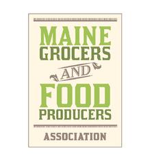 Maine Grocers & Food Producers Association  logo
