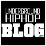 UndergroundHipHopBLOG.com logo