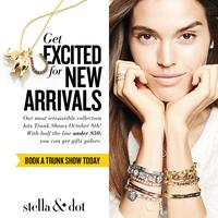 Stella and Dot Holiday 2014 Launch and Stylist...