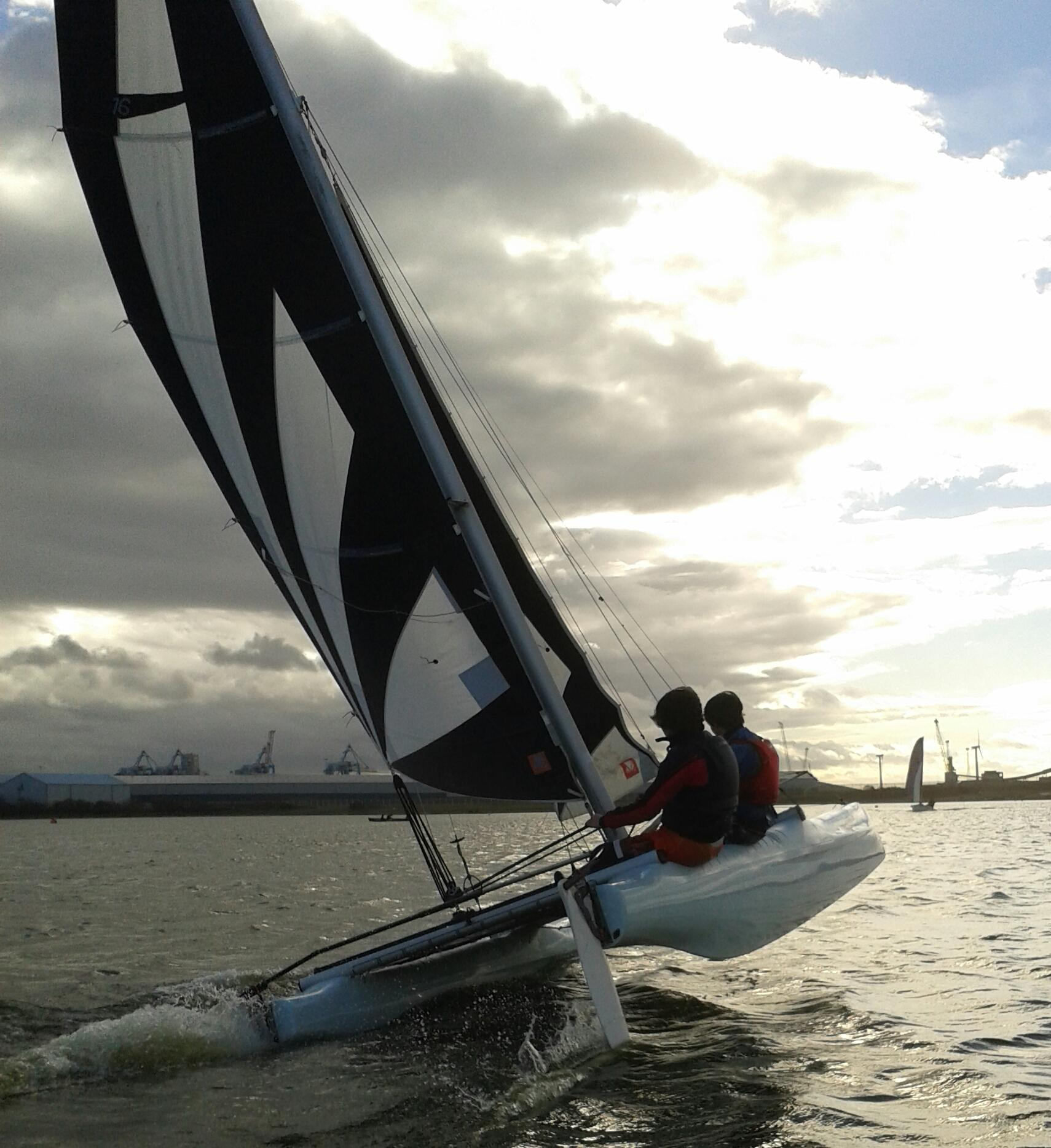 Youth Holiday Intermediate Sailing Camp 2020