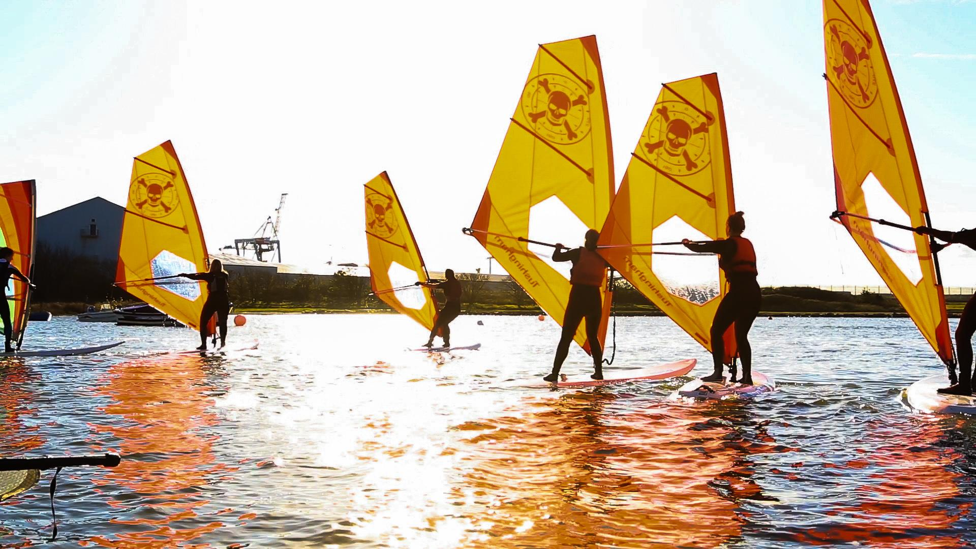 Youth Holiday Windsurf Camp 2020