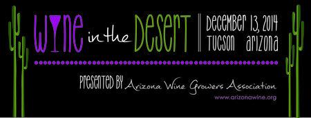 Wine in the Desert 2014