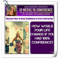 TEN WEEKS TO CONFIDENCE COURSE just 3 payments of $97