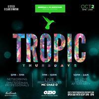 TropicThursdays Special Nigeria @ 54