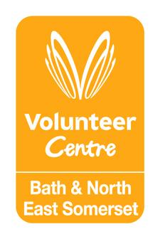Volunteer Centre Bath & North East Somerset and partners Business in the Community and Bath College logo