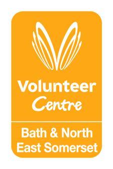 Volunteer Centre Bath &  beyond logo