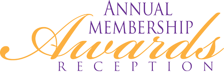 The 2013 Annual Membership Awards Reception