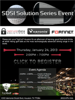 TopGolf Houston - SDSI Solution Series Event
