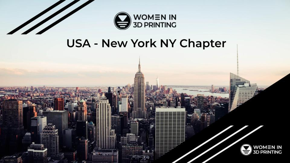 New York Chapter - August