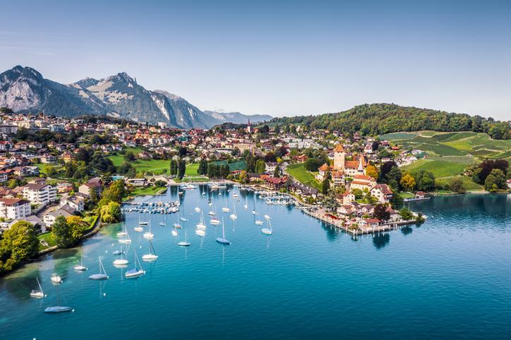 Soirée conférence - La Suisse et la Vallée du Rhin