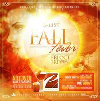 First Fridays: A-List Fall Fever