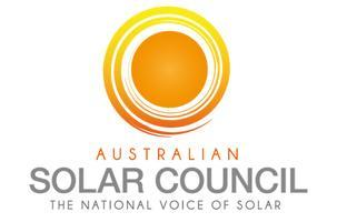 October Information Evening - Australian Solar Council...