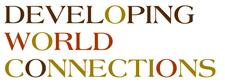 Developing World Connections logo