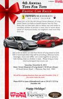 Ferrari-Maserati of Long Island's 4th Annual Toys For...