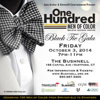 100 Men Of Color Black Tie Gala 2014