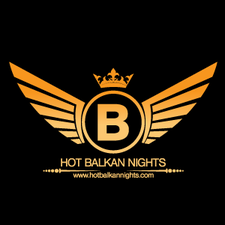 Hot Balkan Nights logo