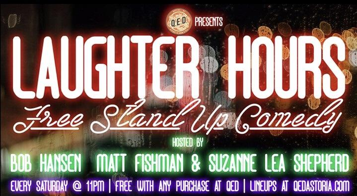 Laughter Hours - Stand Up Comedy Showcase