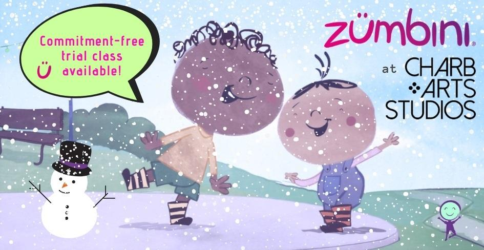 Zumbini Classes in Toronto (Jan-Mar)
