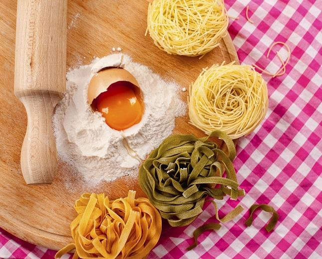 Making Pasta - Cooking class (Sunday Apr. 5th, 2020 at 11am)