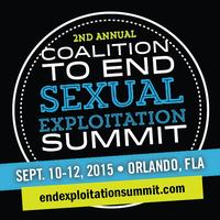 Coalition To End Sexual Exploitation 2015 Summit