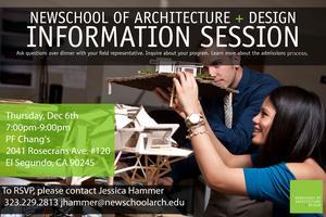 NewSchool of Architecture + Design: El Segundo, CA...