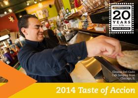 2014 Taste of Accion