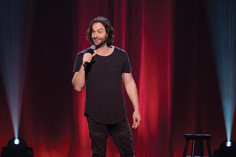 Comedy Chaos Chris D