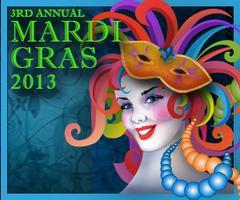 3rd Annual Denver Mardi Gras