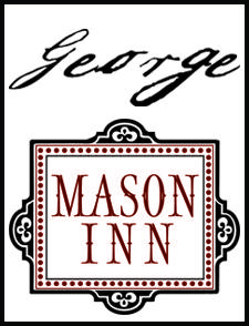 George and Mason Inn logo