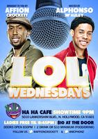 LOL Wednesdays 9PM
