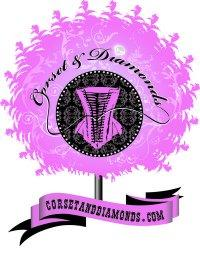 Corset & Diamonds logo