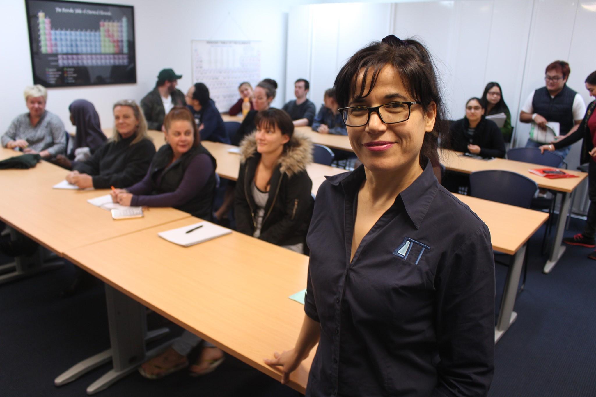 Perth Course Info Session