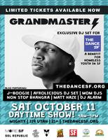 Grandmaster Flash: The Dance SF, a Daytime Dance Party...